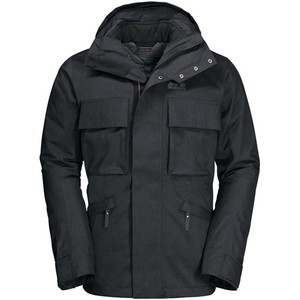 Jack Wolfskin Men's Takamatsu 3-in-1 Jacket