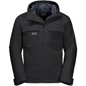 Jack Wolfskin Men's Winter Rain Jacket