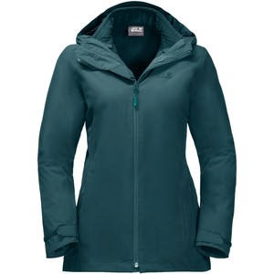 Jack Wolfskin Women's Norrland 3-in-1 Jacket