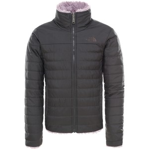 The North Face Girl's Reversible Mossbud Swirl Jacket