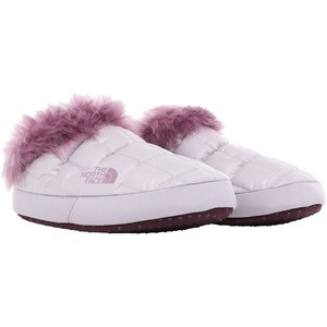 The North Face Women's Thermoball Faux Fur Tent Mule V