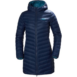 Helly Hansen Women's Verglas Long Down Jacket