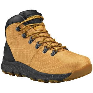 Timberland Men's World Hiker Mid Fabric WP Boots