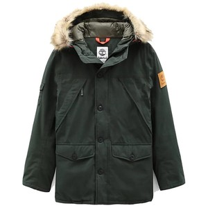 Timberland Men's Scar Ridge Parka (2019)