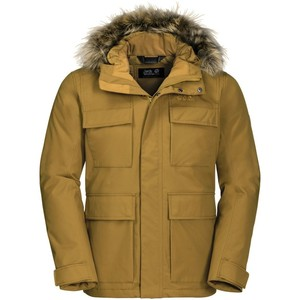Jack Wolfskin Men's Point Barrow Parka