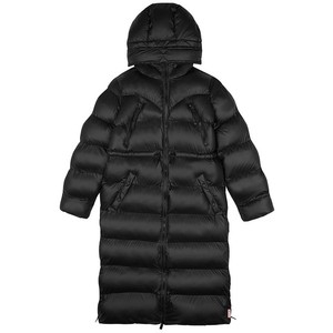 Hunter Women's Original Long Puffer Jacket