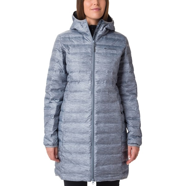Columbia Women's Lake 22 Down Long Jacket - Outdoorkit