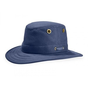Tilley T5 Cotton Duck Medium Curved Brim Hat