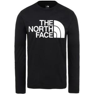 The North Face Men's Flex II Big Logo L/S Tee