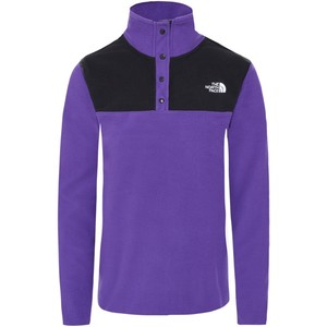 The North Face Women's TKA Glacier Snap-Neck Pullover