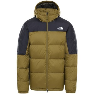 The North Face Men's Diablo Down Hooded Jacket
