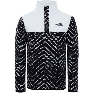 The North Face Youth Glacier 1/4 Snap Pullover
