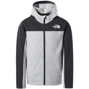 The North Face Boy's Slacker Full Zip Hoodie
