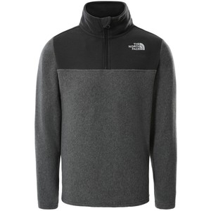 The North Face Youth Glacier Blocked 1/4 Zip