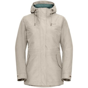 Jack Wolfskin Women's Rock Island 3 in 1 Jacket