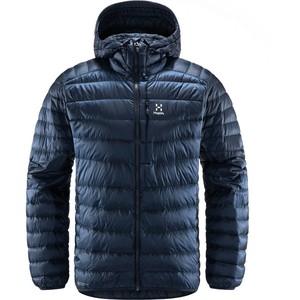 Haglofs Men's Roc Down Hooded Jacket