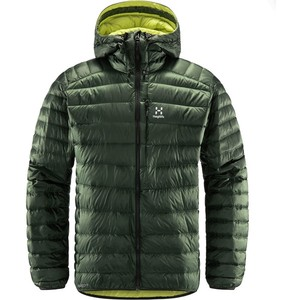Haglofs Men's Roc Down Hooded Jacket