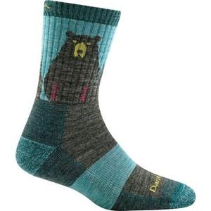 Darn Tough Women's Bear Town Micro Crew Light Sock