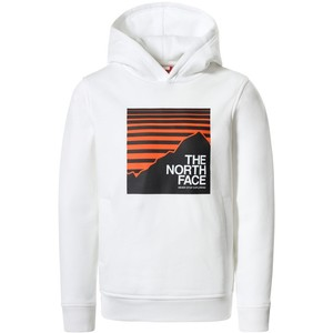 The North Face Youth Box Crew P/O Hoodie
