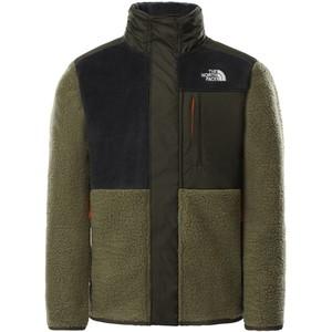 The North Face Boy's Akron Full Zip Fleece Jacket