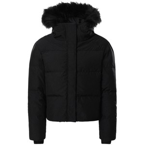 The North Face Girl's Printed Dealio City Jacket
