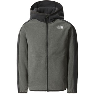 The North Face Youth Glacier Full Zip Hoodie
