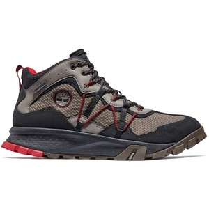 Timberland Men's Garrison Trail Mid Fabric WP Boots