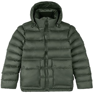 Hunter Men's Insulated Rubberised Puffer Jacket
