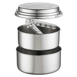 MSR Alpine 2 Pot  Stainless Steel Cookset
