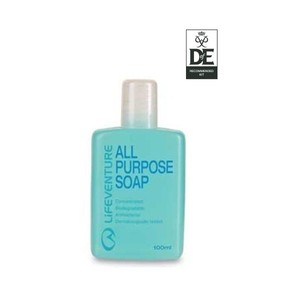 Lifeventure All-Purpose Soap 100ml