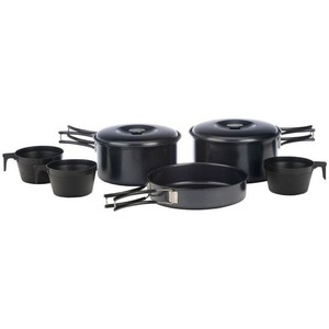 Vango Non-Stick Steel Cook Kit - 3 Person
