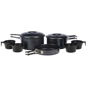 Vango Non-Stick Steel Cook Kit - 4 Person