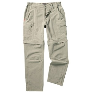 Craghoppers Men's NosiLife Convertible Trousers (SALE ITEM - 2015)