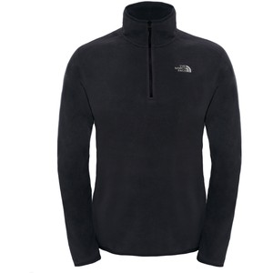76d2b454ccd The North Face Men s 100 Glacier 1 4 Zip